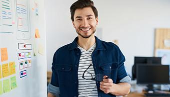 Önéletrajz előtte és utána – A pályakezdő fejlesztő