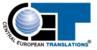 CET Translations Kft. - Állás, munka